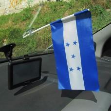 Купить Автомобильный флажок Гондурас в интернет-магазине Каптерка в Киеве и Украине