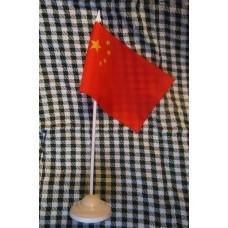 Китай настільний прапорець