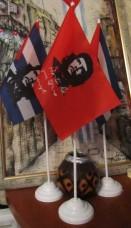 Настольный флажок Че Гевара