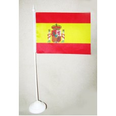 Іспанія настільний прапорець