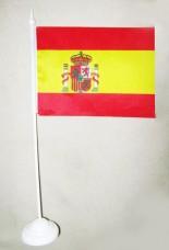 Настольный флажок Испании
