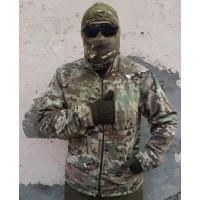 Куртка флисовая мультикам АКЦИЯ на последний размер