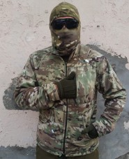 Купить Куртка флисовая мультикам АКЦИЯ на последний размер в интернет-магазине Каптерка в Киеве и Украине