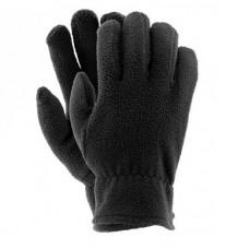 Купить Рукавички флісові REIS чорні в интернет-магазине Каптерка в Киеве и Украине