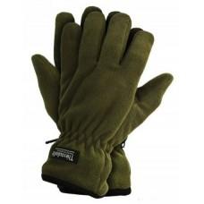 Зимові флісові рукавиці Reis Thinsulate Олива