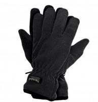 Зимові флісові рукавиці Reis Thinsulate Чорні
