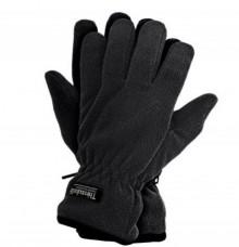 Купить Зимові флісові рукавиці Reis Thinsulate Чорні в интернет-магазине Каптерка в Киеве и Украине