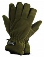 Перчатки теплые флисовые REIS с утеплителем Thinsulate олива.