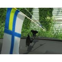 Автомобільний прапорець ВМСУ