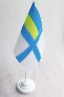 Настільний прапорець ВМСУ