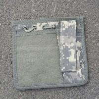 Адмінпанель на бронежилет або разгрузку ACU GFC Tactical АКЦІЯ 50%