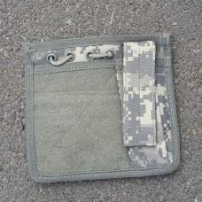 Купить Админ-панель на бронежилет или разгрузку ACU GFC Tactical АКЦІЯ 50% в интернет-магазине Каптерка в Киеве и Украине