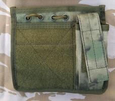 Адмінпанель на бронежилет або розгрузку Atacs GFC Tactical АКЦІЯ 50%