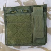 Адмінпанель на бронежилет або разгрузку Olive GFC Tactical АКЦІЯ 50%