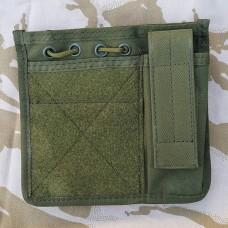 Купить Адмінпанель на бронежилет або разгрузку Olive GFC Tactical АКЦІЯ 50% в интернет-магазине Каптерка в Киеве и Украине