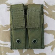 Двойной подсумок для пистолетных обойм