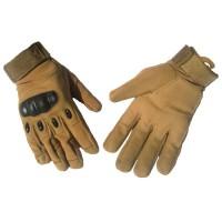 Тактичні рукавиці з захистом Койот АКЦІЯ!