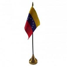 Купить Венесуела настільний прапорець в интернет-магазине Каптерка в Киеве и Украине