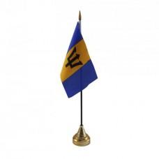 Барбадос настільний прапорець