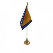 Боснія і Герцеговина настільний прапорець
