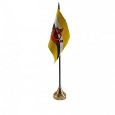 Бруней настільний прапорець