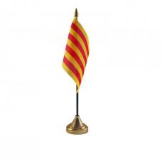 Каталонія настільний прапорець