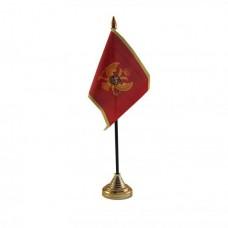 Чорногорія настільний прапорець
