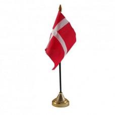 Данія настільний прапорець