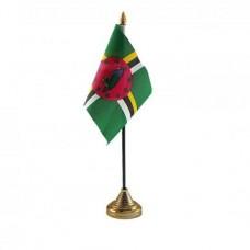 Домініка настільний прапорець