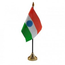 Купить Індія настільний прапорець в интернет-магазине Каптерка в Киеве и Украине