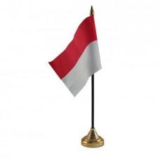 Індонезія настільний прапорець