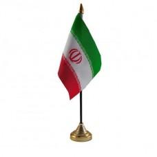Іран настільний прапорець