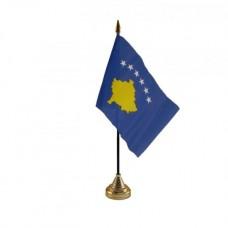 Косово настільний прапорець