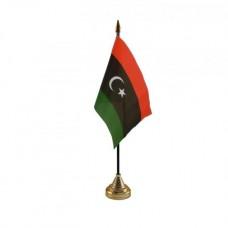 Лівія настільний прапорець