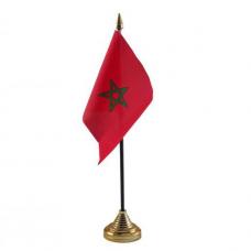 Марокко настольный флажок