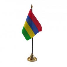 Маврикій настільний прапорець
