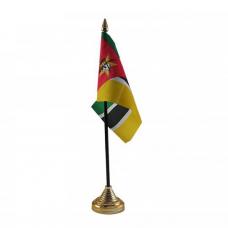 Мозамбік настільний прапорець