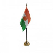 Нігер настільний прапорець