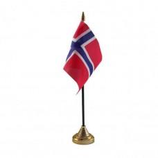 Норвегія настільний прапорець