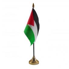 Палестина настольный флажок