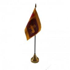 Шрі-Ланка настільний прапорець