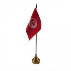 Туніс настільний прапорець