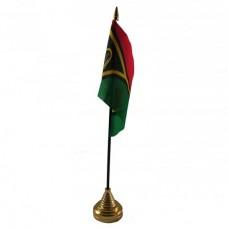Вануату настільний прапорець