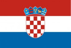 Купить Флаг Хорватии в интернет-магазине Каптерка в Киеве и Украине