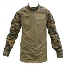 Купить Рубашка Ubacs накладки камуфляж Marpat АКЦИЯ 20% последний размер в интернет-магазине Каптерка в Киеве и Украине