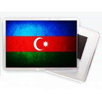 Флаг Азербайджана магнитик