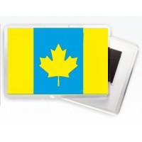 Магнитик Канада-Украина