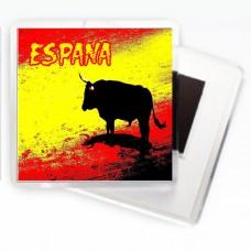 Купить Магнитик флаг Испании в интернет-магазине Каптерка в Киеве и Украине