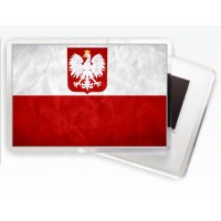 Магнитик флаг Польша
