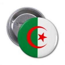 Значок флаг Алжира